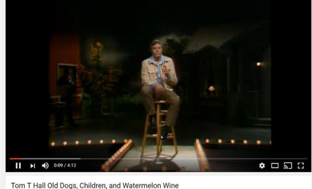 Old Dogs, Children, and Watermelon Wine