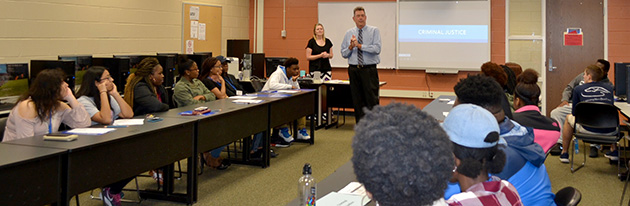 Online Certificate In Criminal Justice Available To High School