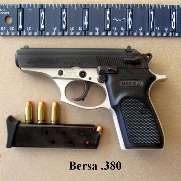 TMc: Amateur Gun Review of Bersa Thunder  380   Beaufort
